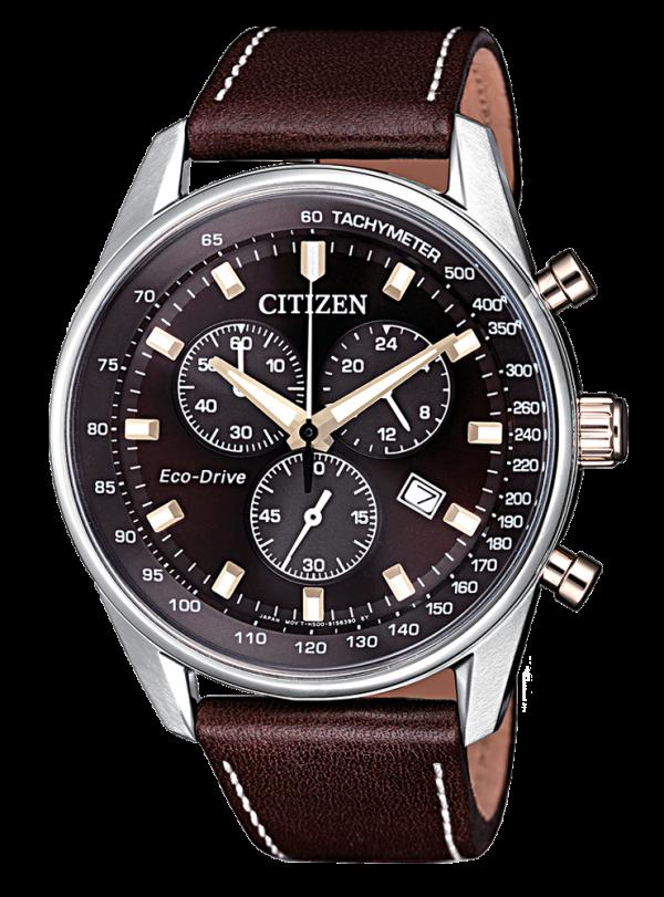 Orologio Uomo Citizen Cronografo – AT2396-19X Brand