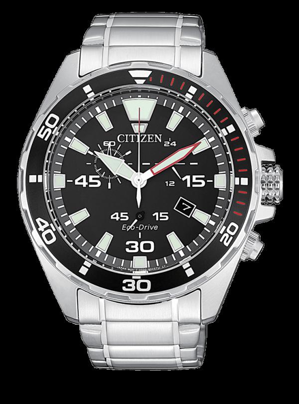 Orologio Uomo Citizen Cronografo – AT2430-80e Brand