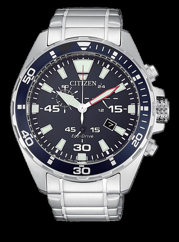 Orologio Uomo Citizen Cronografo – AT2431-87L Brand