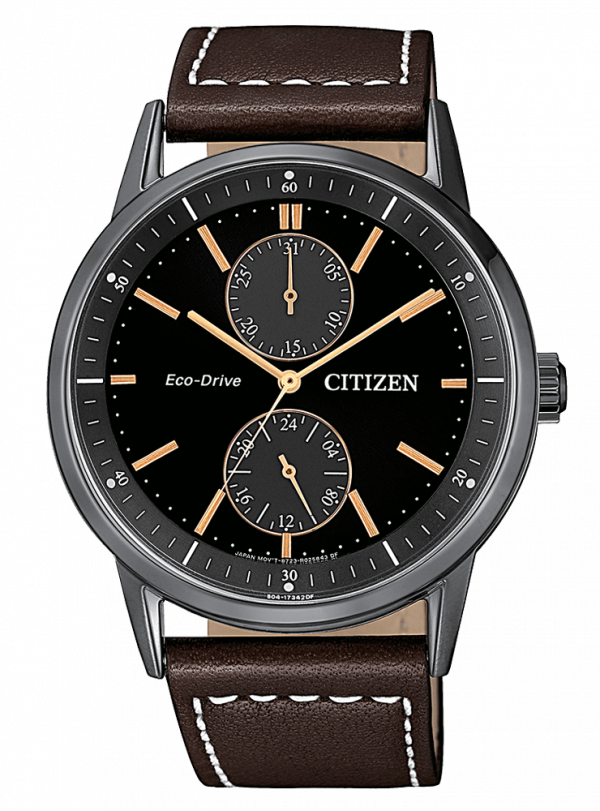 Orologio Uomo Citizen Multifunzione – BU3027-16e Brand
