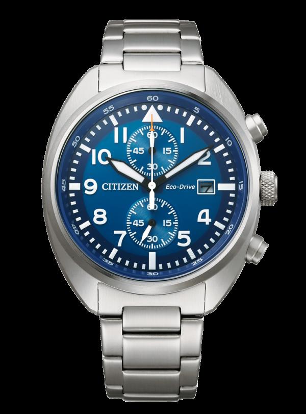 Orologio Uomo Citizen Cronografo – CA7040-85L Brand