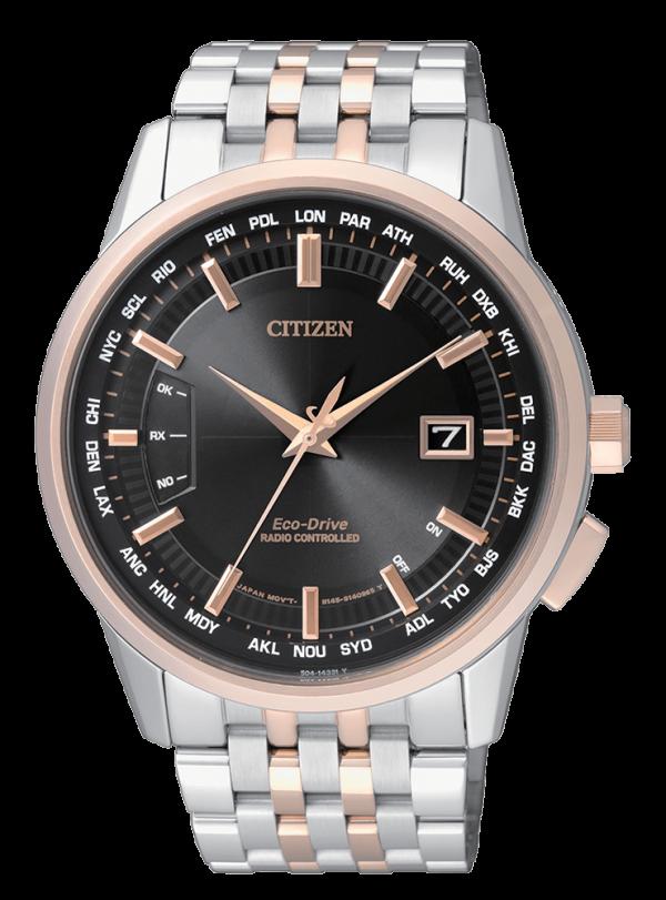 Orologio Uomo Citizen eco Drive – CB0156-66e Brand