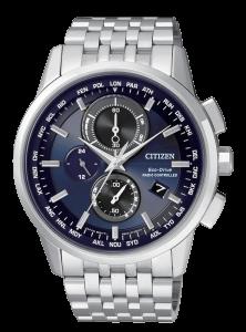 Orologio Uomo Citizen Radiocontrollato Crono Acciaio – AT8110-61L Brand