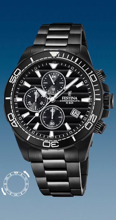 Orologio Uomo Festina Cronografo F20365/3 Brand