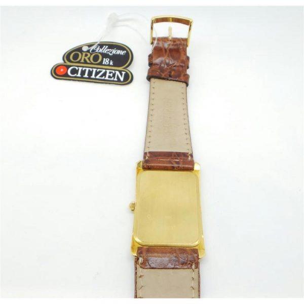 Orologio Citizen Oro 18K – QX1712-01A Brand