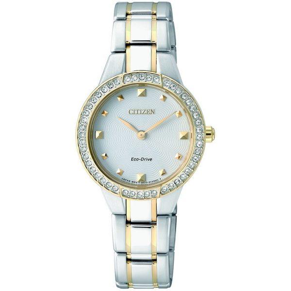 Orologio Donna Citizen eco Drive Solo Tempo – eX1364-59A Brand