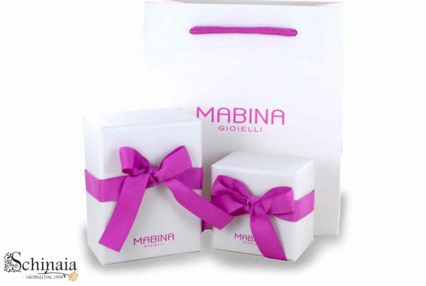 Anelli Argento Groumette Donna Mabina – 523135 – 18 Anelli Donna